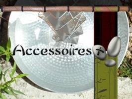 accessoires chaînes de pluie
