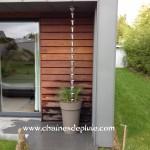 alternative aux descentes de toits