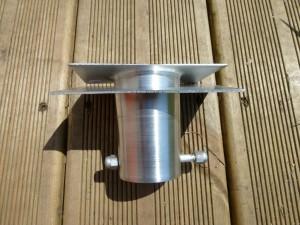 réducteur aluminium pour toiture