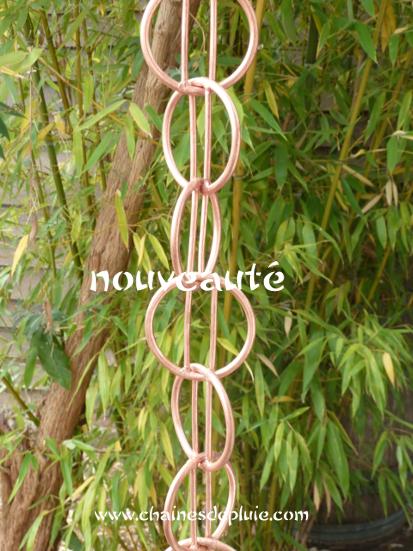 nakano chaîne cuivre design