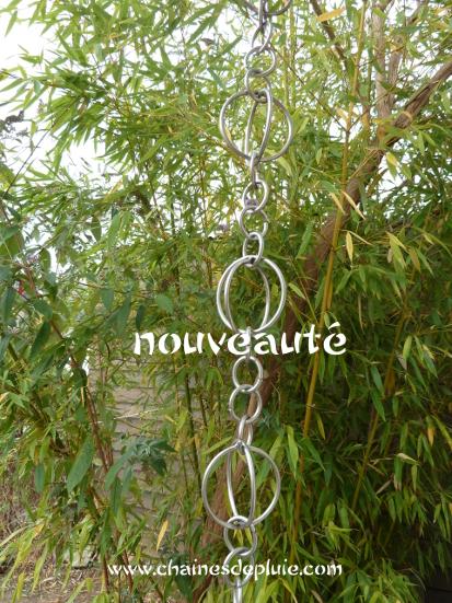 chaine inox