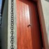 Nara Negra esta una canalón decorativa en aluminio originario del Japón.