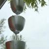 Fengshuiesta una canalón decorativa en alumino original.