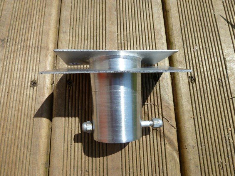 reductor de aluminio