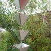 gouttière inox est une gouttière décorative en inox originale.