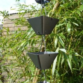 Asakusa Negra - Canalon decorativo