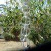 chaine double aluminium