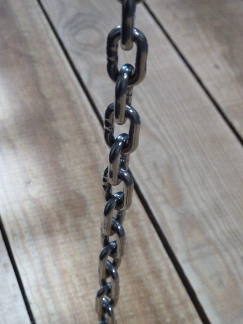 chaînette inox